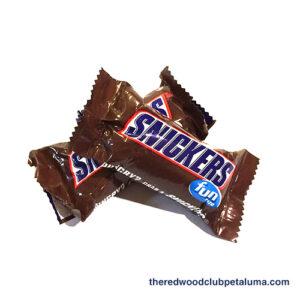 Fun Size Snickers Bars