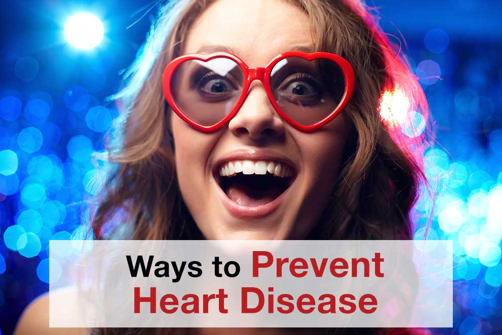 Ways to Prevent Heart Disease
