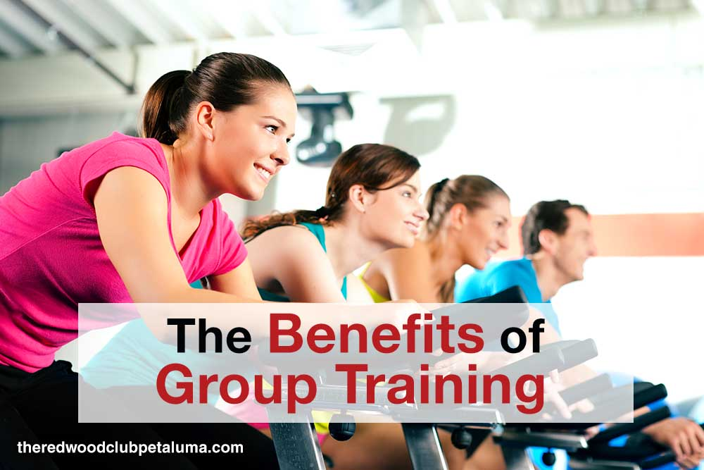 The Benefits of Group Training