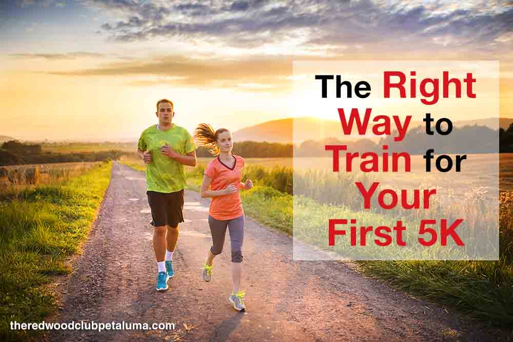 The Right Way to Train for Your First 5K