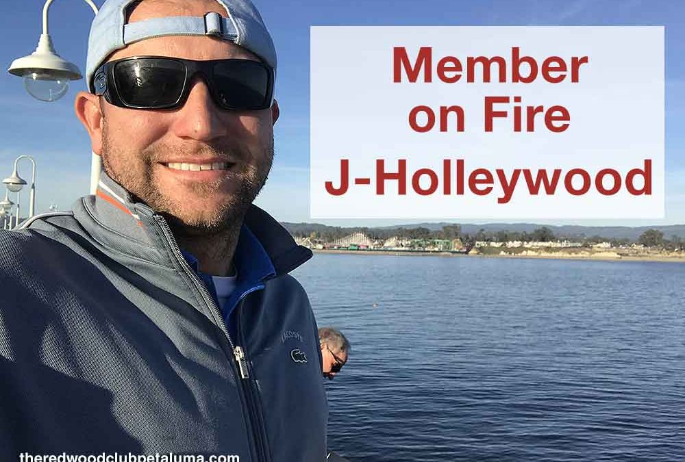 Member on Fire – April 2018