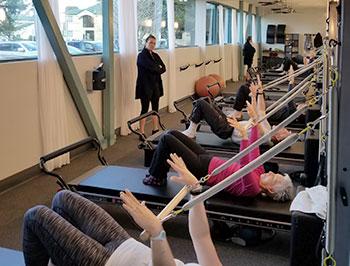 Pilates at Redwood Club